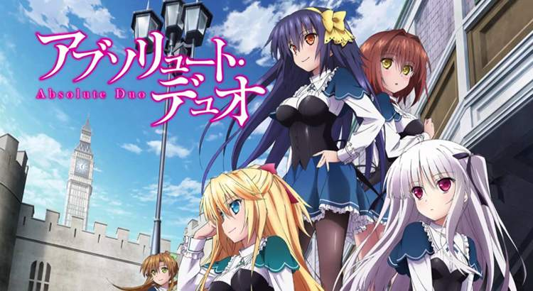 Absolute Duo Sub Indo Episode 01-12 End BD