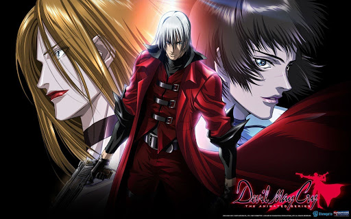 Devil May Cry Sub Indo Episode 01-12 End BD