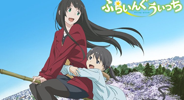 Flying Witch Sub Indo Episode 01-12 End BD