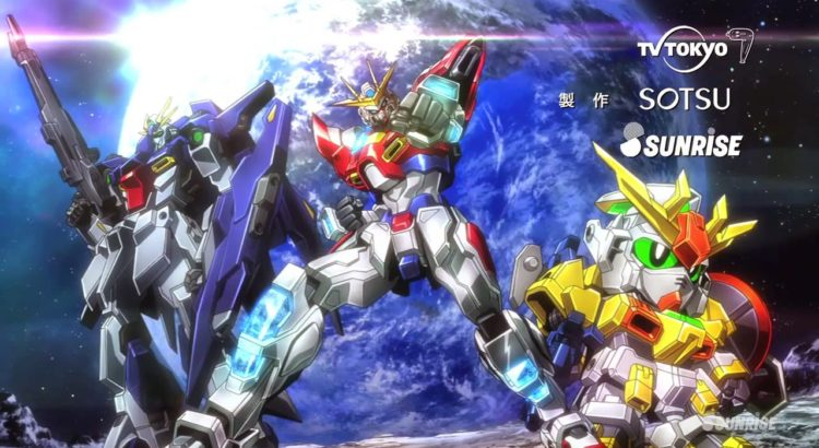 Gundam Build Fighters Try Sub Indo Episode 01-25 End BD