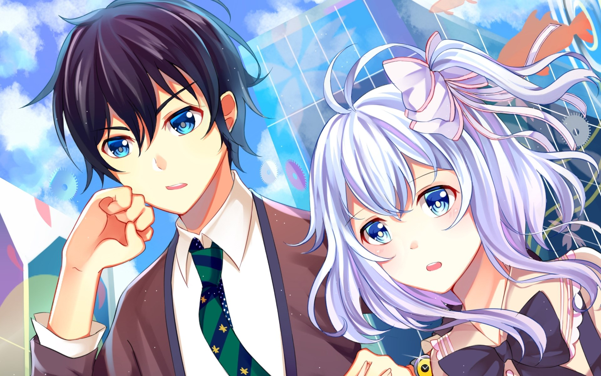 Hand Shakers Sub Indo Episode 01-12 End