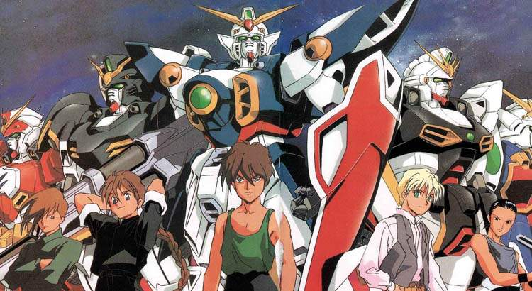 Mobile Suit Gundam Wing Sub Indo Episode 01-49 End BD