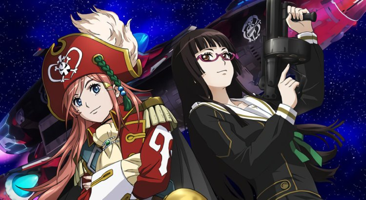 Mouretsu Pirates: Abyss of Hyperspace Movie Sub Indo BD
