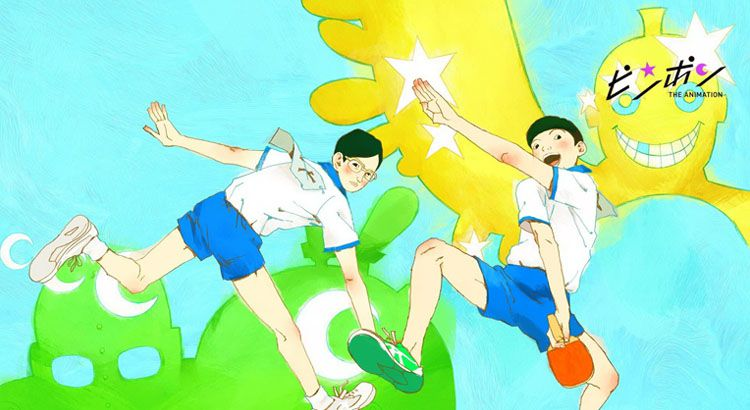 Ping Pong the Animation Sub Indo Episode 01-11 End BD