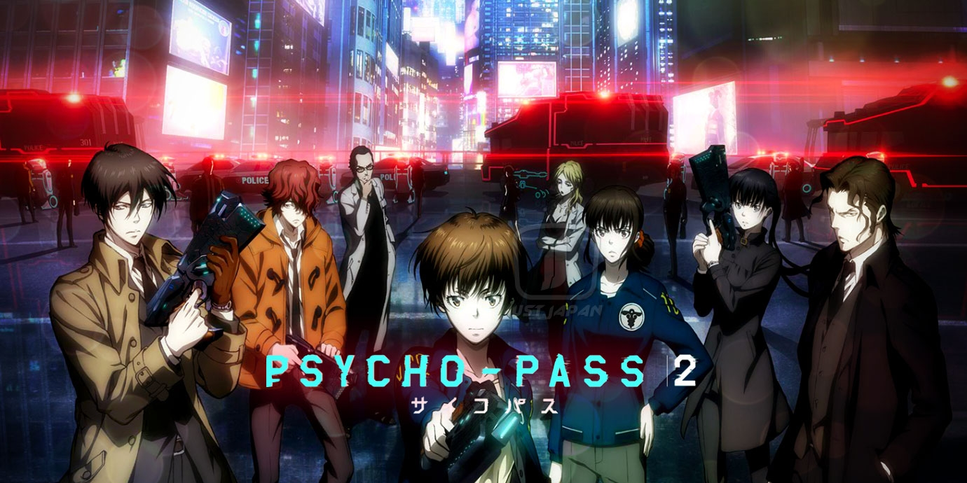 Psycho-Pass S2 Sub Indo Episode 01-11 End BD
