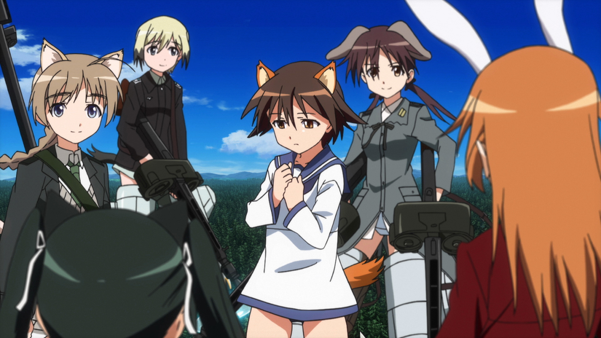 Strike Witches S3 Sub Indo Episode 01-11