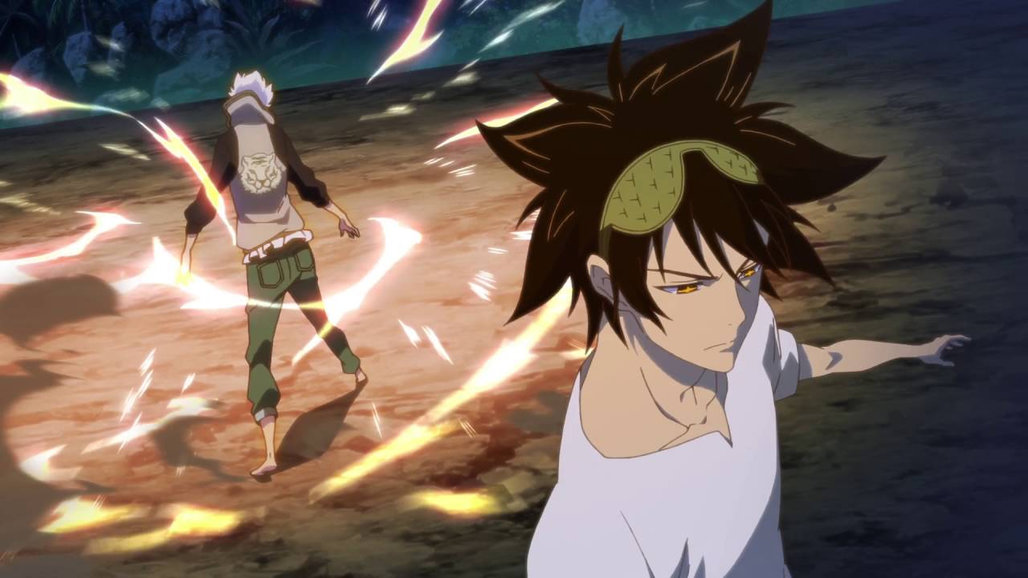 The God of High School Sub Indo Episode 01-13 End