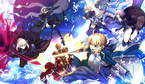 Fate/Grand Order Movie: First Order Sub Indo BD