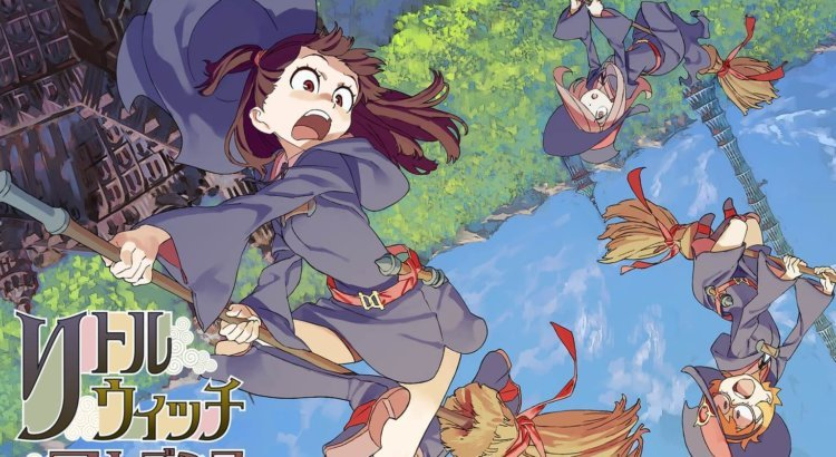 Little Witch Academia Movie BD Sub Indo