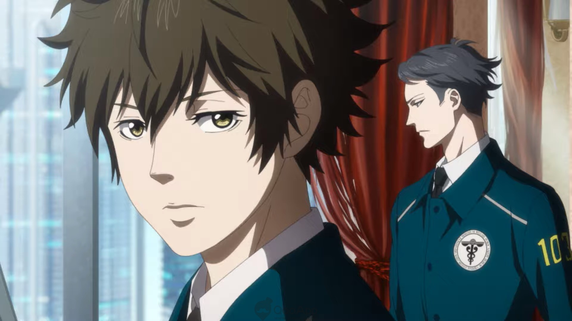 Psycho-Pass 3: First Inspector Episode 01-03 End Sub Indo BD