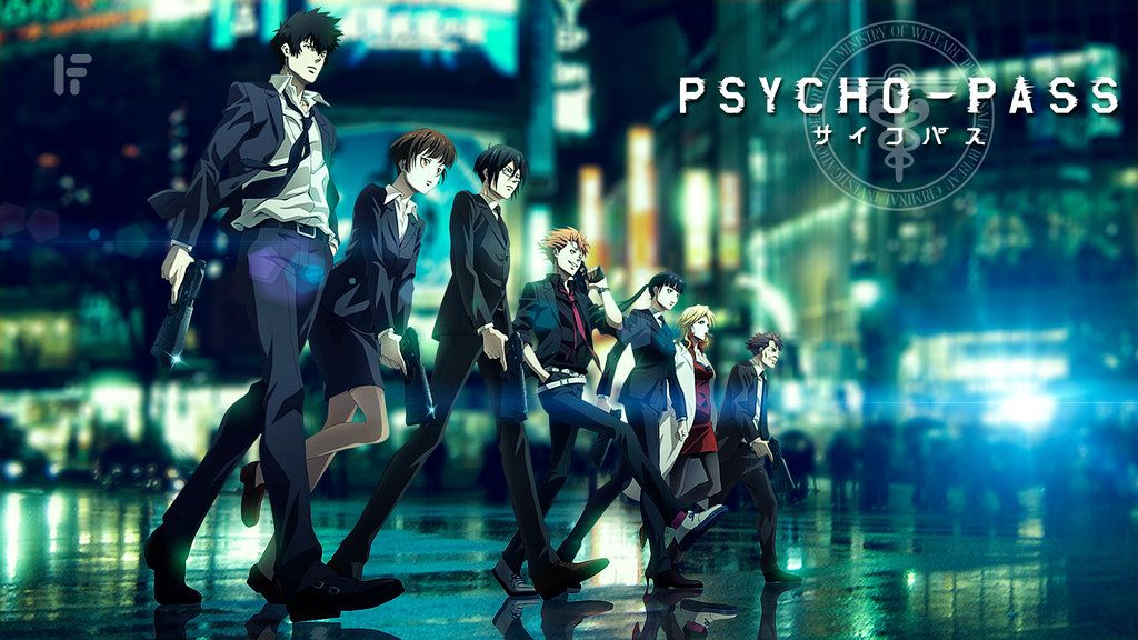 Psycho-Pass: Sinners of the System Case Sub Indo Part 01-03 End BD