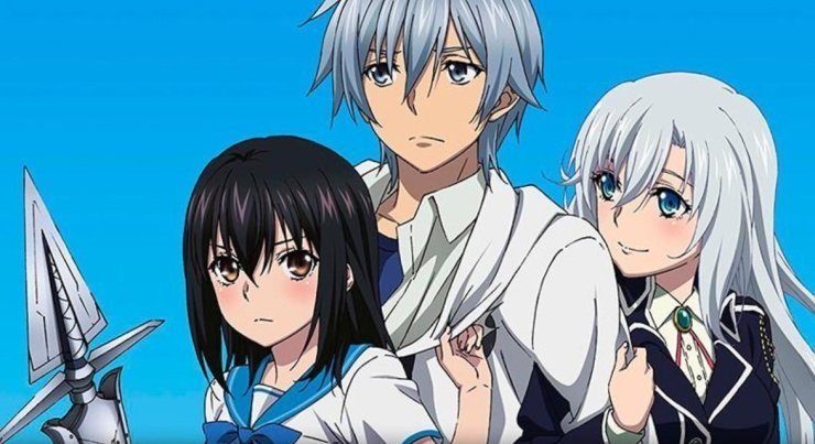 Strike the Blood S4 Sub Indo Episode 01-04